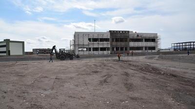 Este cuartel es segundo en su tipo en el país después del que se encuentra en Apocada, Nuevo León.