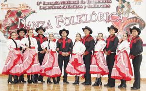 10032017 Grupo Mitotiani, Mtros. Prim. Torreón, danza folklórica.