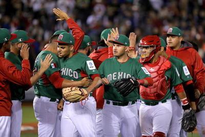 México venció 11-9 a Venezuela.