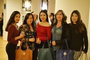 13032017 Mariel, Claudia, Liz, Yadira y Rocío.