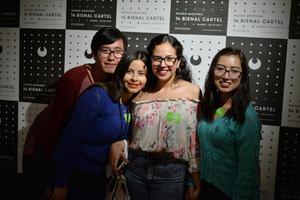13032017 Antonio, Lizeth, Abigaíl y Marisol.