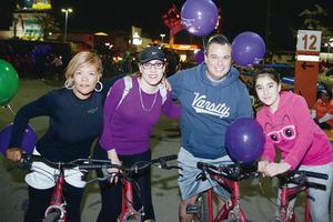 13032017 Patricia, Linette, Jesús y Natalia.