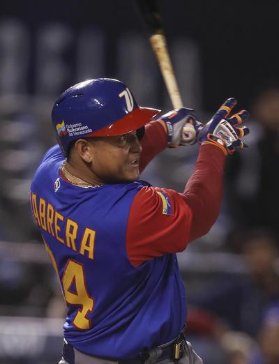 Venezuela ahora se coloca como uno de los favoritos para ganar la competencia.