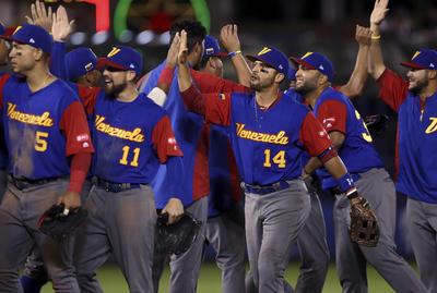 Venezuela obtuvo el pase a la segunda ronda en el Clásico Mundial de Beisbol luego de vencer a Italia en el duelo de desempate del Grupo D.