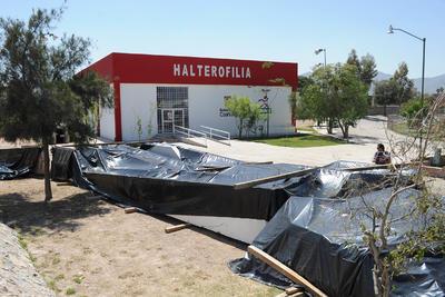 Además serán rodeadas de una malla ciclónica que se instalará este fin de semana.