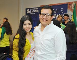 15032017 Yarelli Carrillo y Christian Puentes.