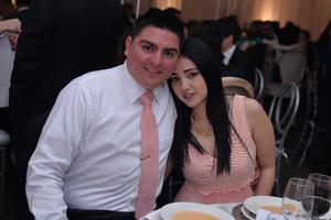 José María y Paola