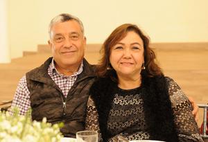 Enrique y Laura