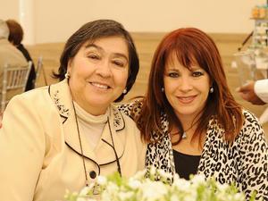 Marissa y Ana Isabel
