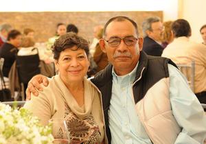 Mayela y Ricardo