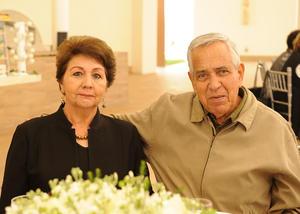 Pilar y Enrique