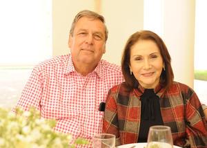 Raúl y Fanny