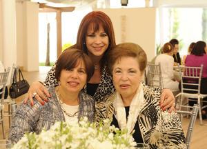 Rosa Alicia, Rosy y Ana Isabel