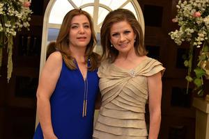 Cecilia y Reyna