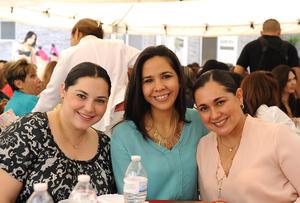 Tony, Marcela y Lizette