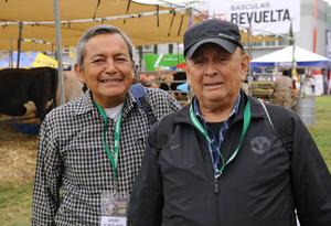 Felipe Reséndez y Héctor Valenzuela