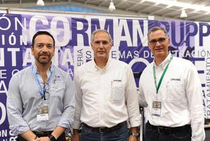 Marco, Arturo y Juan José