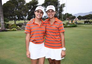 María José y Pamela