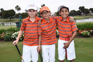 Rodrigo, Ricardo y Javier