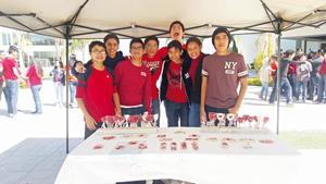 18032017 EVENTO ESCOLAR.  Alumnos del Instituto Británico de Torreón.