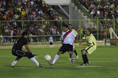 Ante un lleno total del Francisco Zarco, las leyendas de Chivas superaron a las del América en un partido entretenido y lleno de emociones.