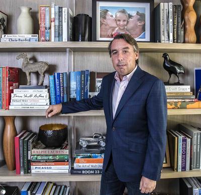 Emilio Azcárraga Jean (dos mil 100 millones de dólares).