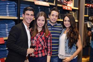 20032017 Ricardo, Mariana, Fernando y Susy.