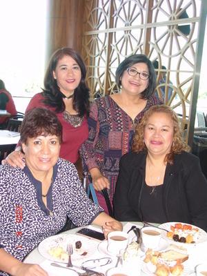 21032017 Rita, Francisca, Susy y Rosario.