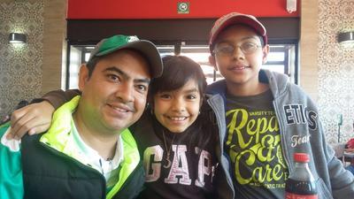 23032017 Marco, Ximena y Emiliano.