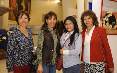 23032017 Gaby, Aurora, Sabrina y Leticia.