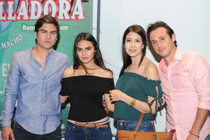 24032017 Ale, Mary, Karla y Pancho