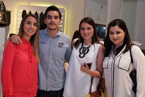 25032017 Valeria, Luis, Bárbara y Diana.