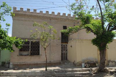 San Joaquín. La vivienda de la calle Sarabia tiene un Torreón con más de 100 años.