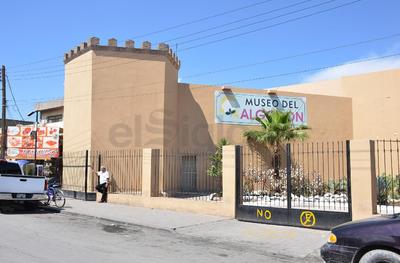 El Torreón del Museo del Algodón, construido en 1870, en el sector Alianza.