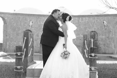 26032017 Julio y Alexis en el día más importante para la pareja.