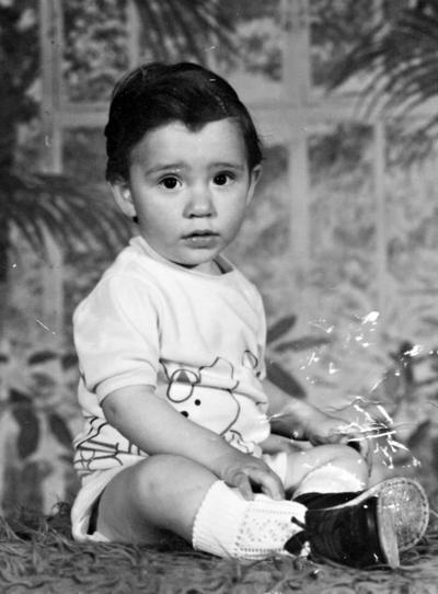 26032017 Sergio Israel Iturriria Argumedo en 1987.