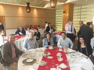 27032017 Ing. José Gerardo Villarreal, Carlos Cabranes, Eva María Maisterrena, Arturo Mendoza y Verónica García.
