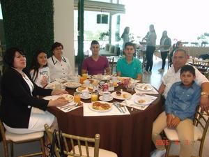27032017 Alicia, Mariana, Mayra, Juan Daniel, Jesús Andrés, Arcadio y Emmanuel.