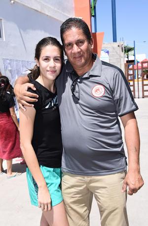 26032017 Tere Calderón y Ricardo Calderón.