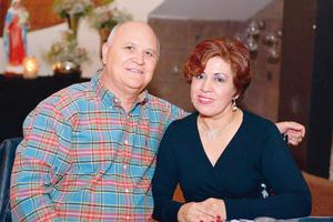 26032017 EN PAREJA.  Humberto y Claudia.