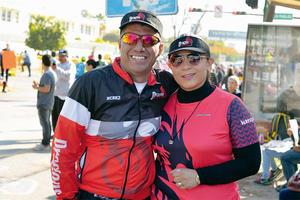 26032017 CONTENTOS.  José Luis y Karla.