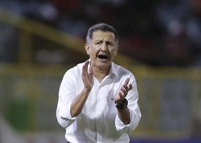El colombiano Juan Carlos Osorio tiene a la Selección en el primer lugar del Hexagonal de la Concacaf.