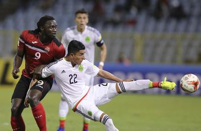 Luis Reyes fue una de las novedades de Juan Carlos Osorio en el once inicial.