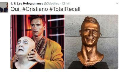 Los memes se burlan de Cristiano Ronaldo