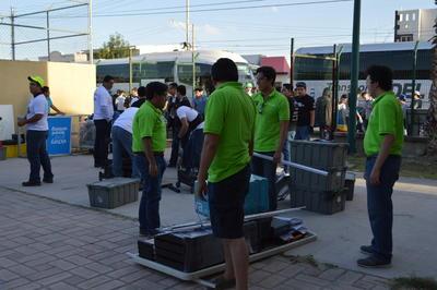 Los participantes tuvieron hasta las 20:00 horas del mismo miércoles para hacer la entrega oficial, de acuerdo a las reglas establecidas.