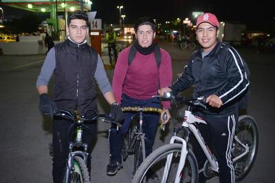 30032017 Josué, Chema y Ángel.