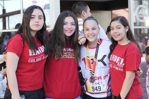 30032017 Ana Karen, Danna, Paula y Paulina.