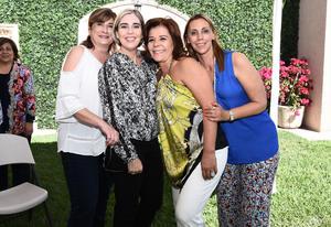 31032017 Charito, Cecilia, Lorena y Estela.