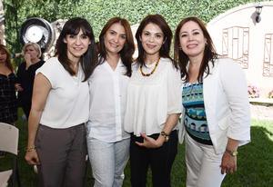 31032017 Malene, Tatis, Susana y Alejandra.