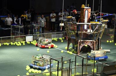 Arrancaron formalmente las actividades de la competencia FIRST Laguna Regional en Torreón.
